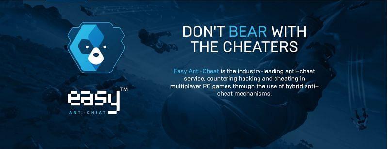 The Easy Anti-cheat software (Image via Easy Anti-cheat)