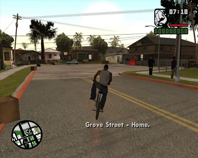 Many GTA San Andreas players use it as their first vehicle (Image via GTA Wiki)
