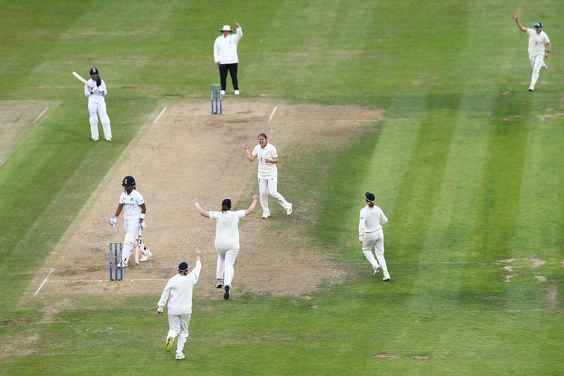 A Historic Test Match