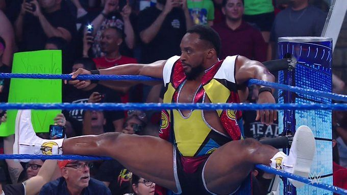 Big E can make for an excellent challenger against Roman Reigns