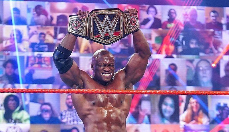 WWE चैंपियन बॉबी लैश्ले