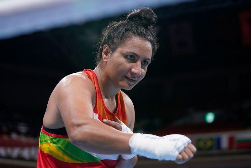 Pooja Rani became the second female boxer to qualify for quarter-finals of Olympics 2021