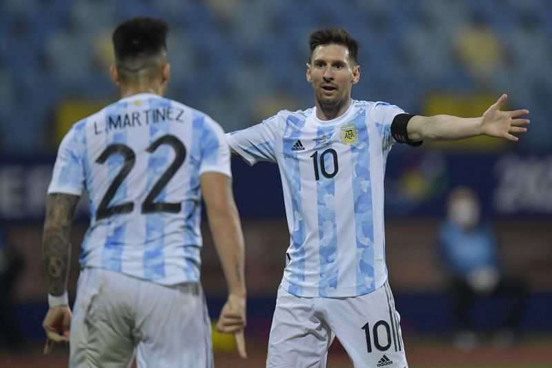 Argentina are without a trophy in 28 years