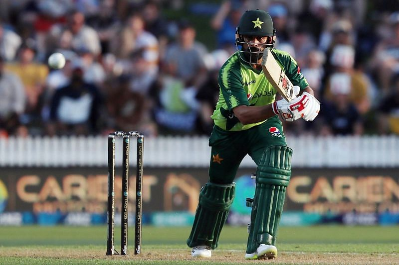 What happened the last time Pakistan played a T20I in Manchester?