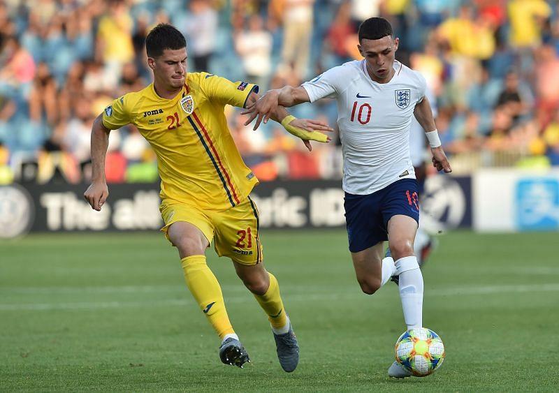 România U23 are o echipă puternică فريق