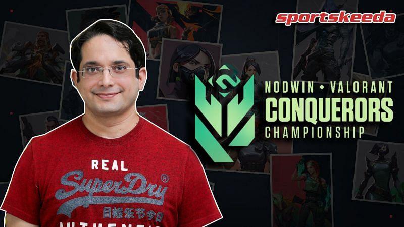 Akshat Rathee, co-founder of NODWIN Gaming