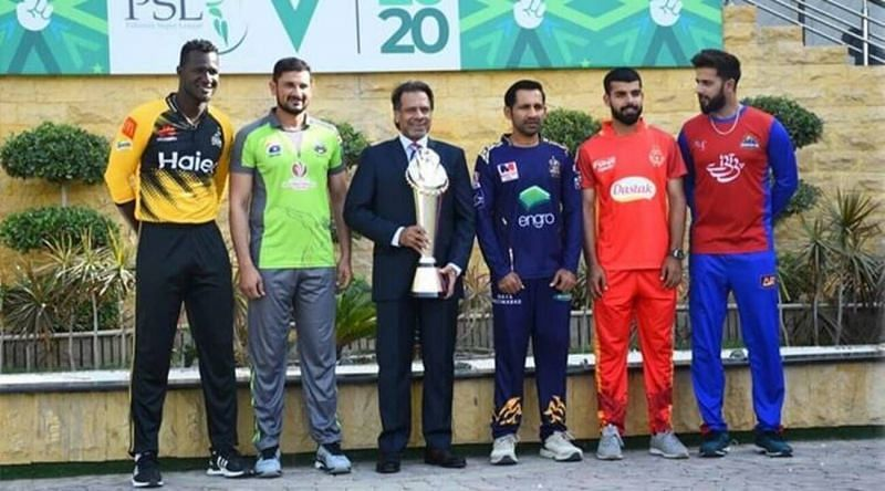 The 2022 PSL will be the seventh edition of the tournament. (PC: Karachi Kings Twitter