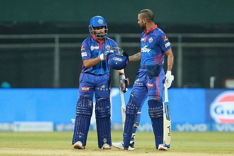 Prithvi Shaw and Shikhar Dhawan have been prolific for the Delhi Capitals in IPL 2021