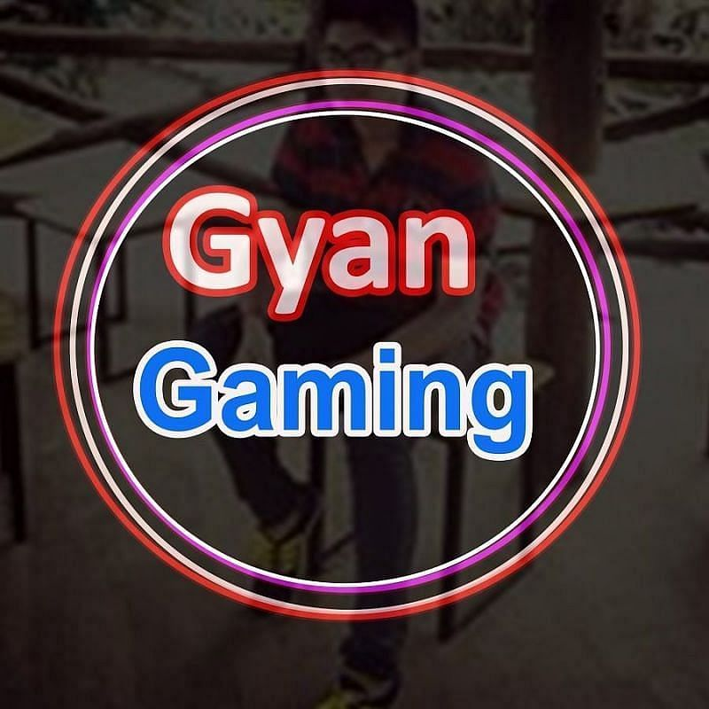 Gyan Gaming (Image via youtube.com/c/GyanGaming)