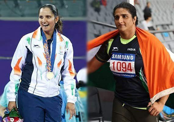 Sania Mirza and Seema Punia: The two Indian Athletes playing their 4th Games at the Tokyo Olympics
