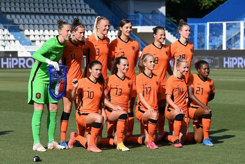 Netherlands Women take on China PR Women this week