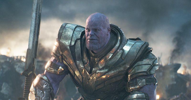 Thanos (image via Digital Spy)