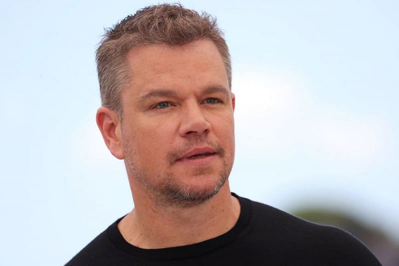 Matt Damon, who recently revealed that his daughter doesn't like to watch his movies. (Image via The Independent)