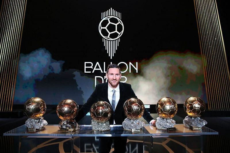 Lionel Messi is the only Argentine ever to win the Ballon d