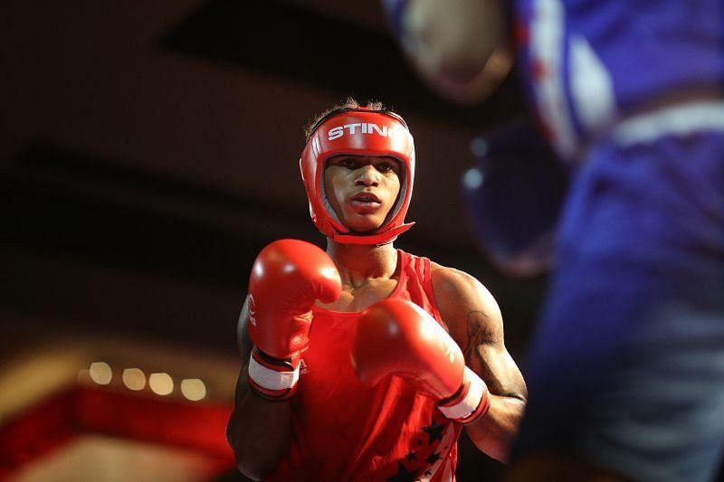 Delante Johnson (Photo by Chris Graythen/Getty Images)
