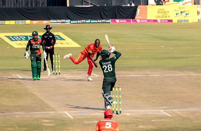 Harare Sports Club will host the three-match T20I series between Bangladesh and Zimbabwe (Image Courtesy: Zimbabwe Cricket)