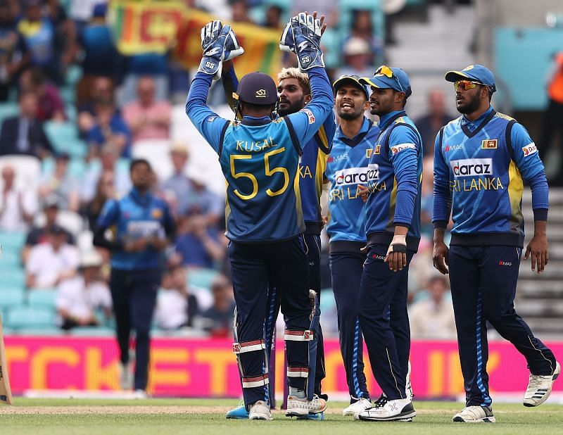 The Sri Lankan team recently lost the ODI and T20I series against England.