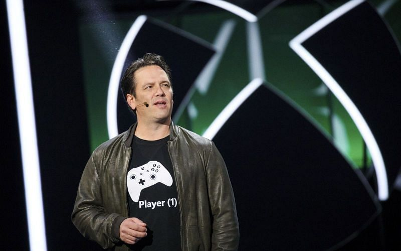 Phill Spencer (Image by Xbox)