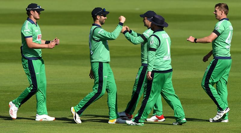 Ireland cricket team. Pic: Getty Images