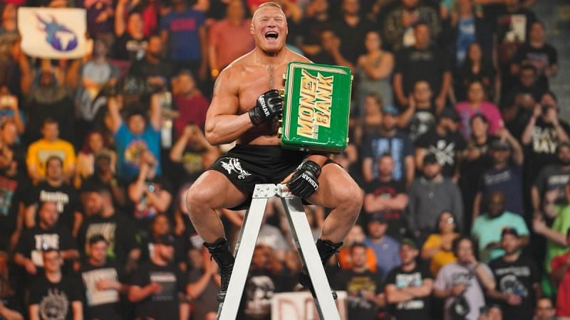 Will Brock Lesnar make another return at WWE Money in the Bank?