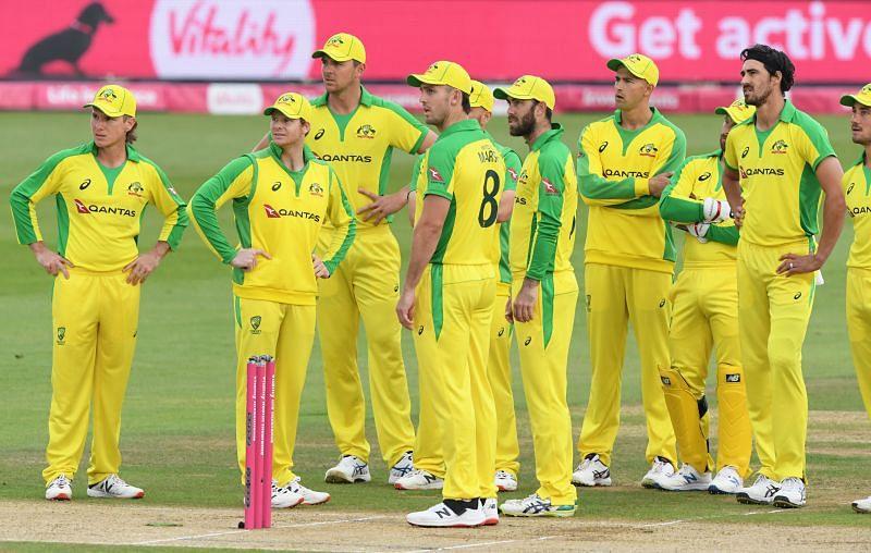 England v Australia - 3rd Vitality International Twenty20