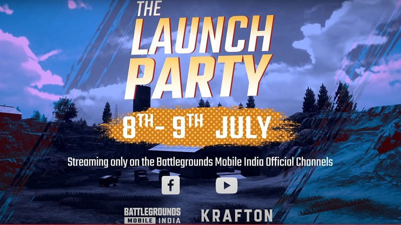 Battlegrounds Mobile India is all set to host its first Launch Party