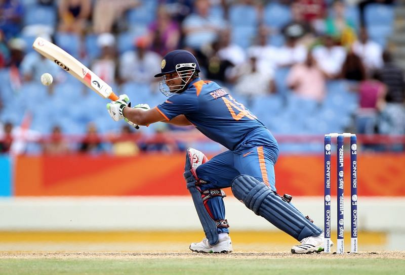 Suresh Raina was one of India's early T20 stars.