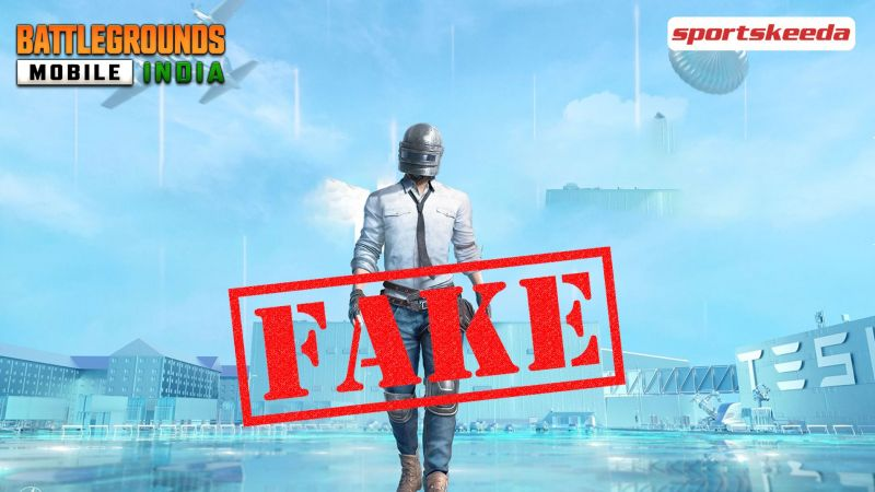 The BGMI 1.5 update APK links are fake