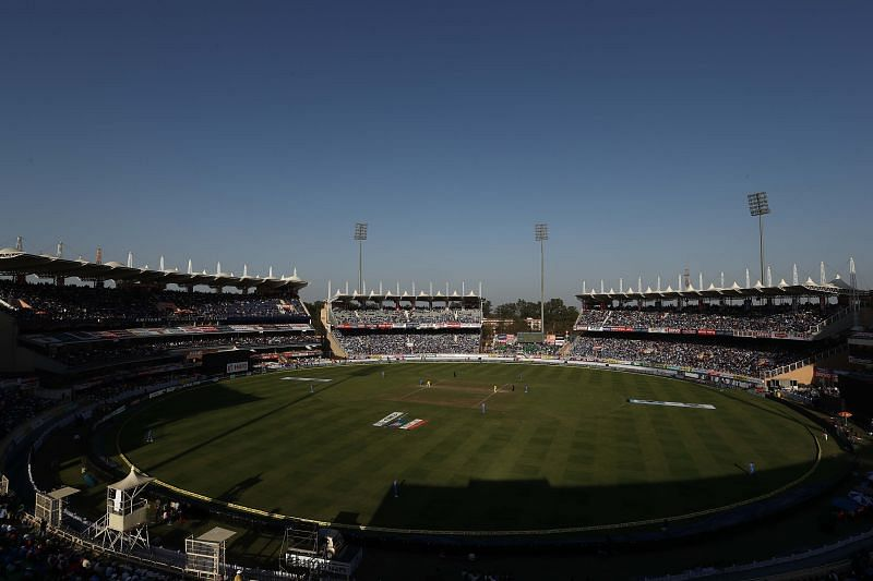 JSCA International Stadium Complex, Ranchi