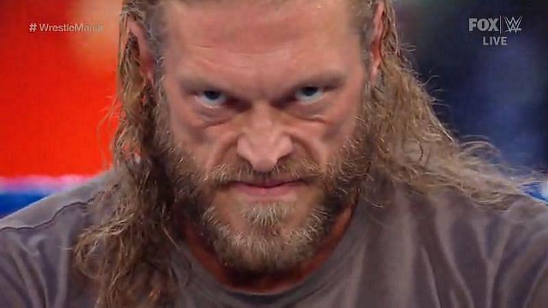 WWE SummerSlam में ऐज ने सैथ रॉलिंस को हराया था