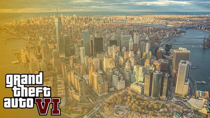 Any news regarding GTA 6's map gets fans excited (Image via @GTA6Intel, Twitter)