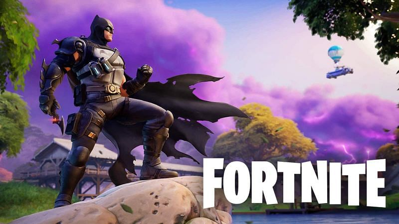 Batman and other DC characters might arrive in Fortnite Chapter 2 Season 8 (Image via Epic Games)