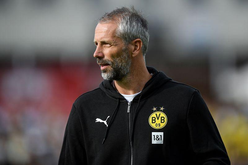 FC Giessen v Borussia Dortmund - Pre-Season Match Bundesliga