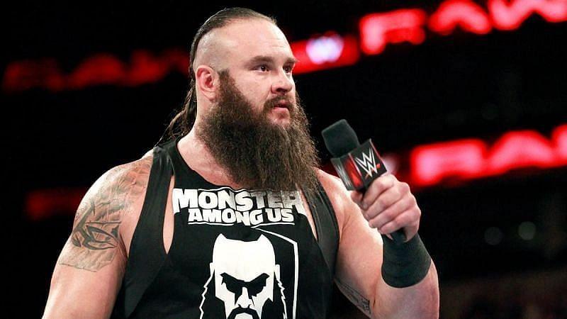 WWE ने कुछ महीने पहले ब्रॉन स्ट्रोमैन को कंपनी से निकाल दिया था