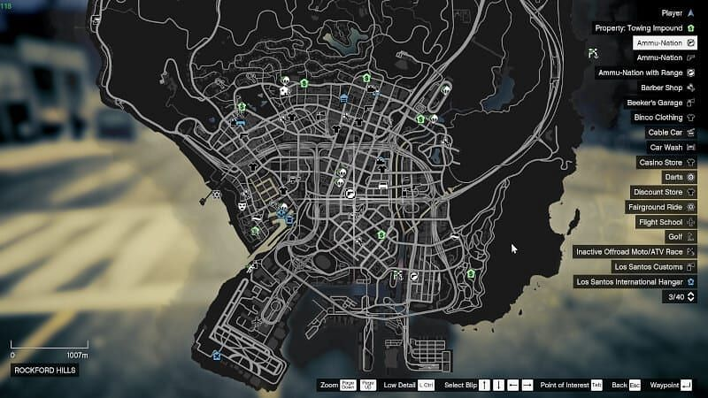Several popular map mods have been removed over the last few months (Image via Rockstar Games)