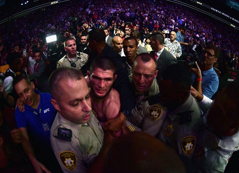 UFC 229: Khabib Nurmagomedov v Conor McGregor