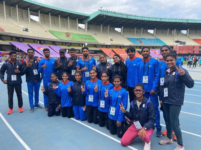 World Athletics U20 championships- Team India