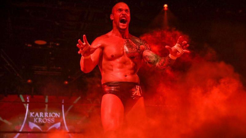 NXT Champion Karrion Kross