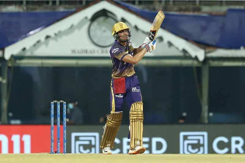 Shubman Gill was one of the leading run-scorers for the Kolkata Knight Riders in Phase 1 of IPL 2021 (Image Courtesy: IPLT20.com)