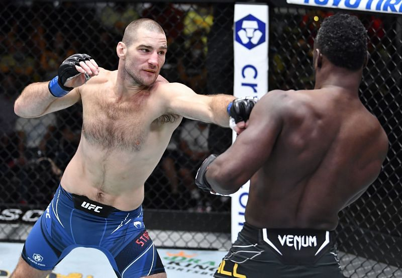 Sean Strickland was UFC Vegas 33's biggest winner thanks to his victory over Uriah Hall