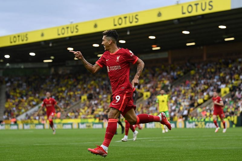 Roberto Firmino scored within five minutes of his introduction in the second half.