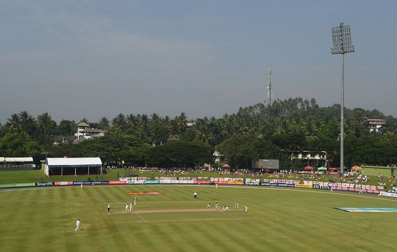 Sri Lanka Invitational T20 (Pallekele International Cricket Stadium in Kandy)