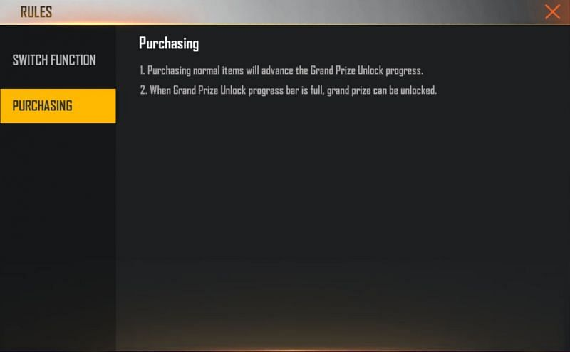 The two exclusive bundles will be available when the progress bar is full (Image via Free Fire)