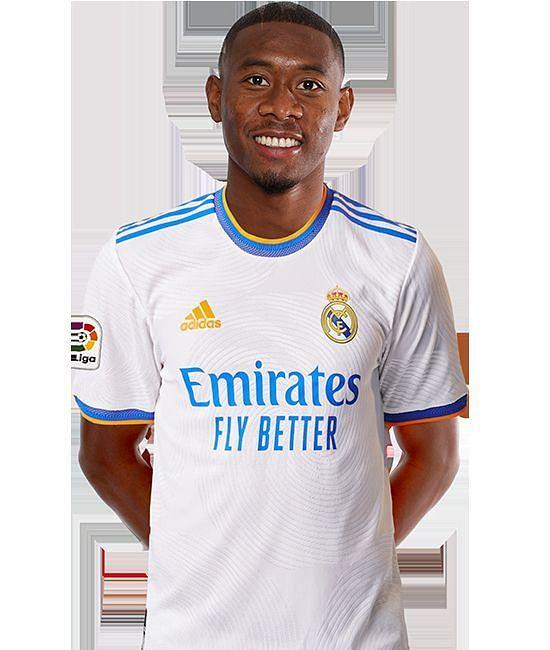 David Alaba Profile Picture