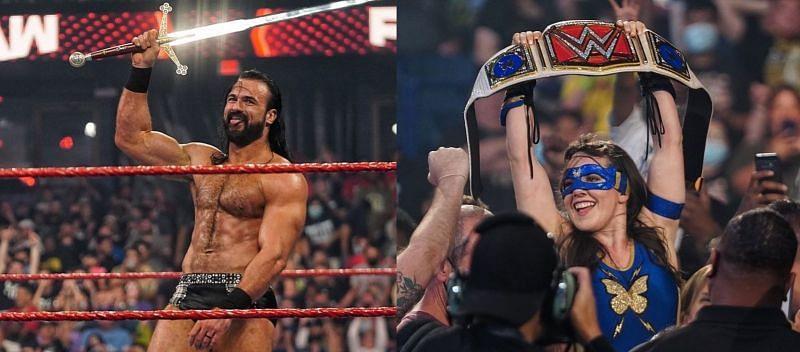 WWE Raw को लेकर फैंस थोड़े निराश दिखाई दिए हैं