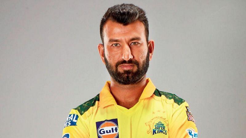 Chennai Super Kings batsman Cheteshwar Pujara
