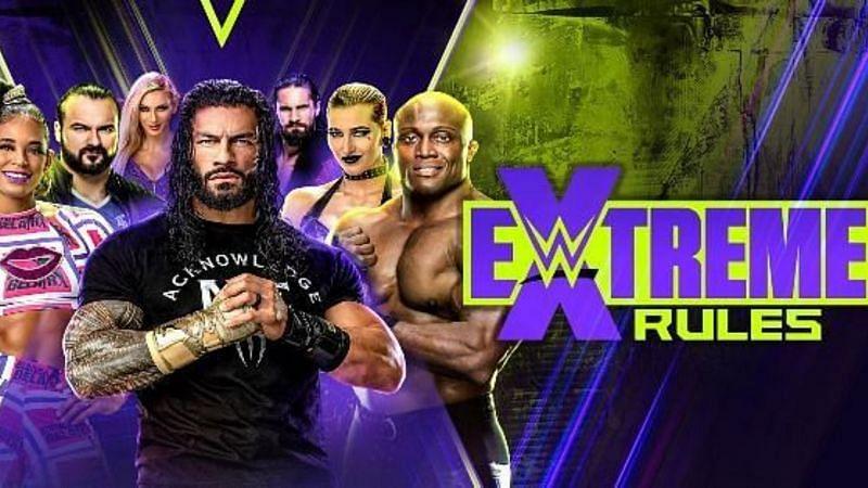 WWE Extreme Rules 2021: Full match-card predictions - Sportskeeda
