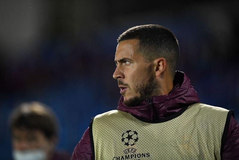 Eden Hazard is wanted by Juventus