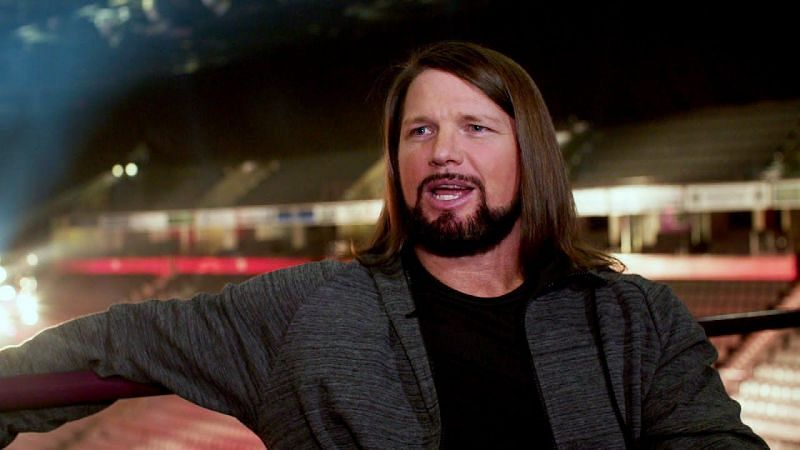AJ Styles believes Omos is a future WWE Champion
