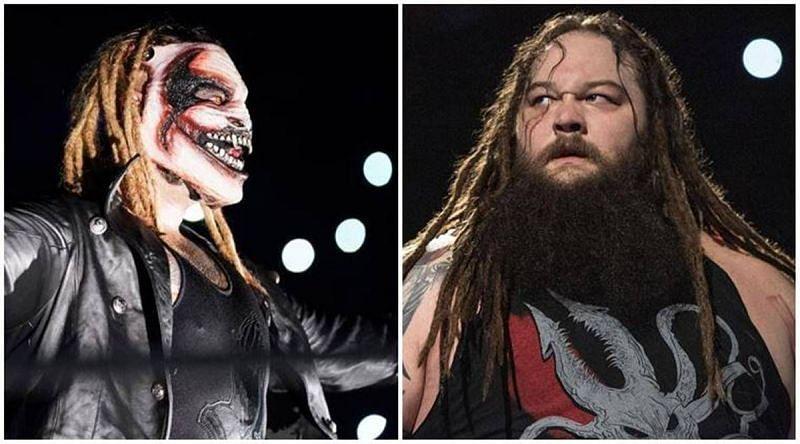 The Fiend 'Bray Wyatt' has been released by WWE.